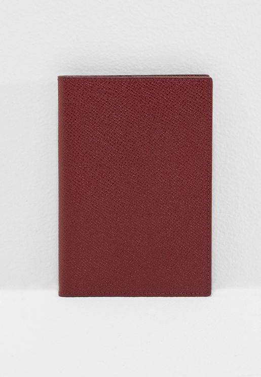 Saffiano Passport Cover