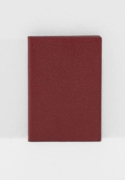 Saffiano Passport Cover