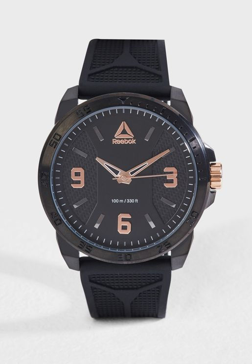 Carbon X Watch