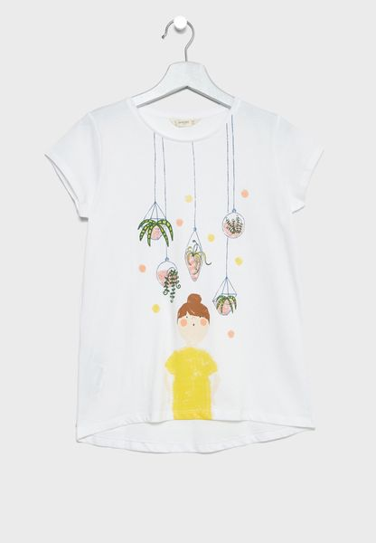 Little Plantlo T-Shirt