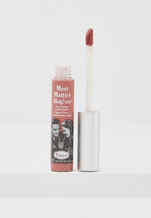 Meet Matte Hughes Sincere Lip Gloss