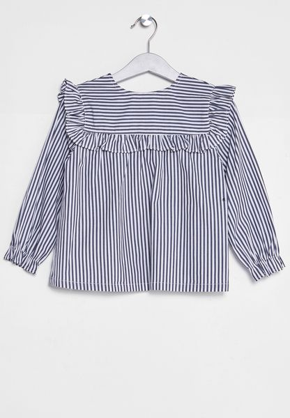 Little Sort Frill Shirt