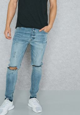 Mcrae Skinny Fit Jeans