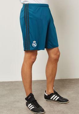Real Madrid 17/18 3rd Shorts