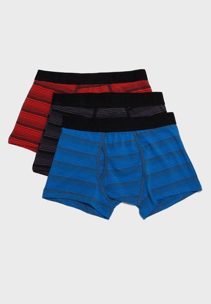 Stripe Boxer