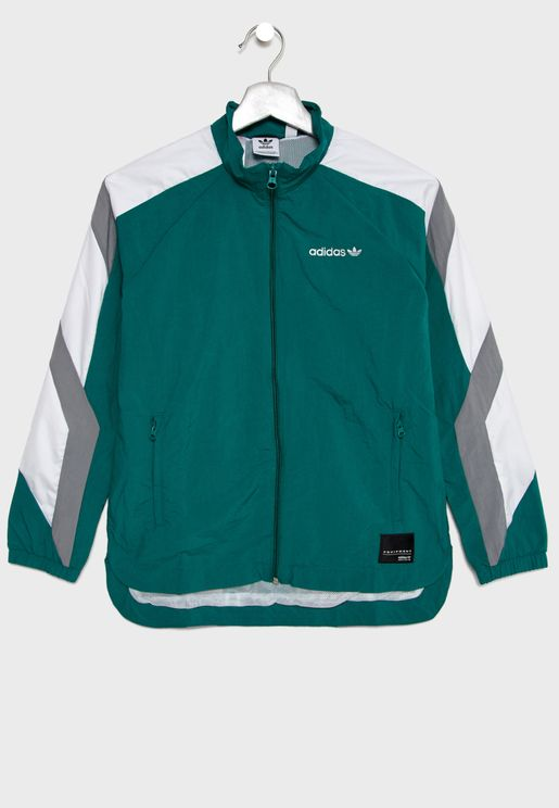 Youth EQT Windbreaker Jacket