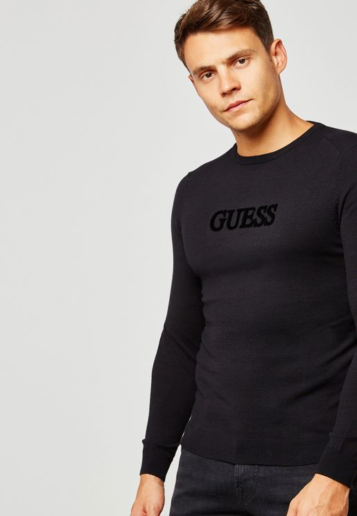 Connor Logo Sweater