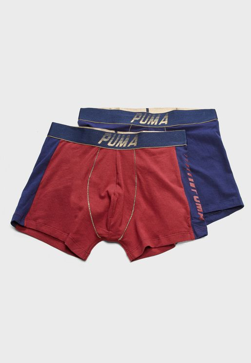 2 Pack Forever Faster Boxers
