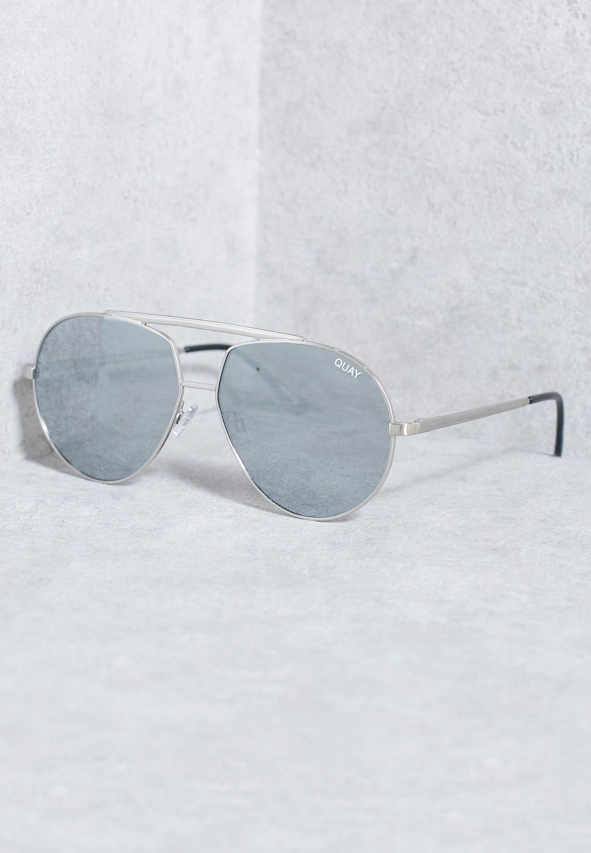 40ceaff7d6 Shop Quay Australia silver Blaze Sunglasses QM-000193 for Men in Bahrain -  QU896AC67YCQ