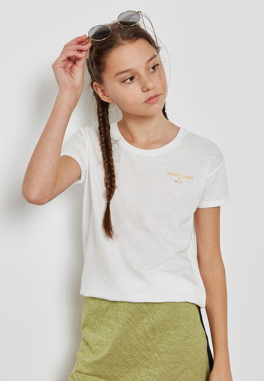 Teen First Light T-Shirt