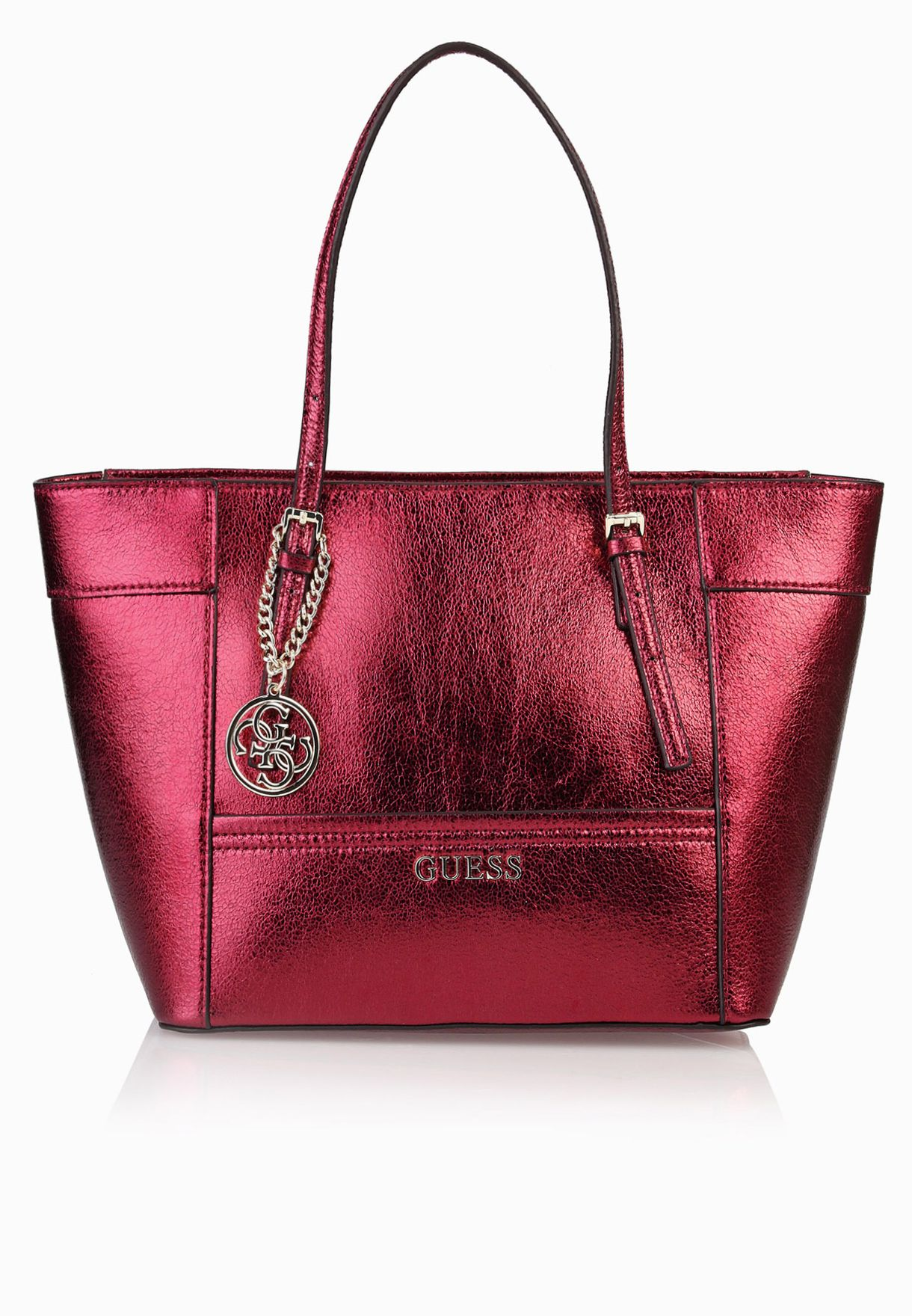 1708cb8be9d7 Shop Guess browns Small Delaney Tote MG453522 for Women in Bahrain -  GU094AC57NYW