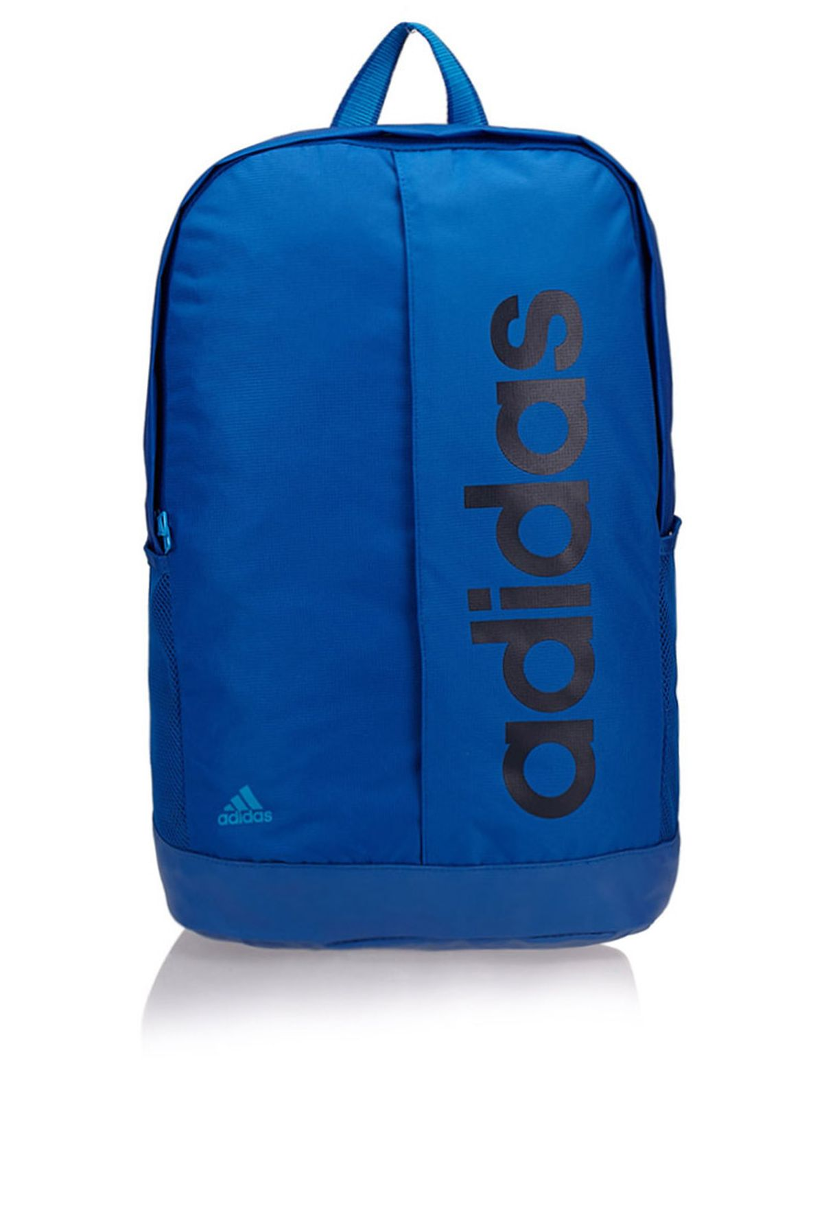 d9bfd9d2d2 Shop adidas blue Linear Performance Backpack M67883 for Men in Saudi ...