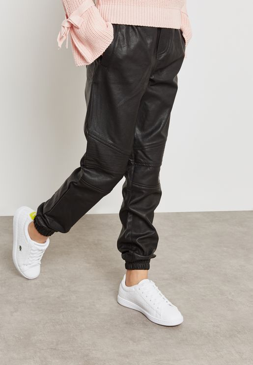 Tween Pu Sweatpants