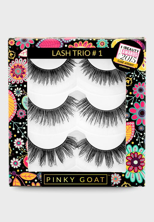 Trio Lash Packs