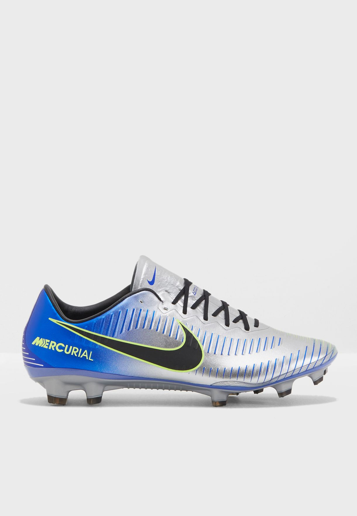 c2b3e0e5b Shop Nike multicolor Mercurial Vapor XI NJR FG 921547-407 for Men in ...