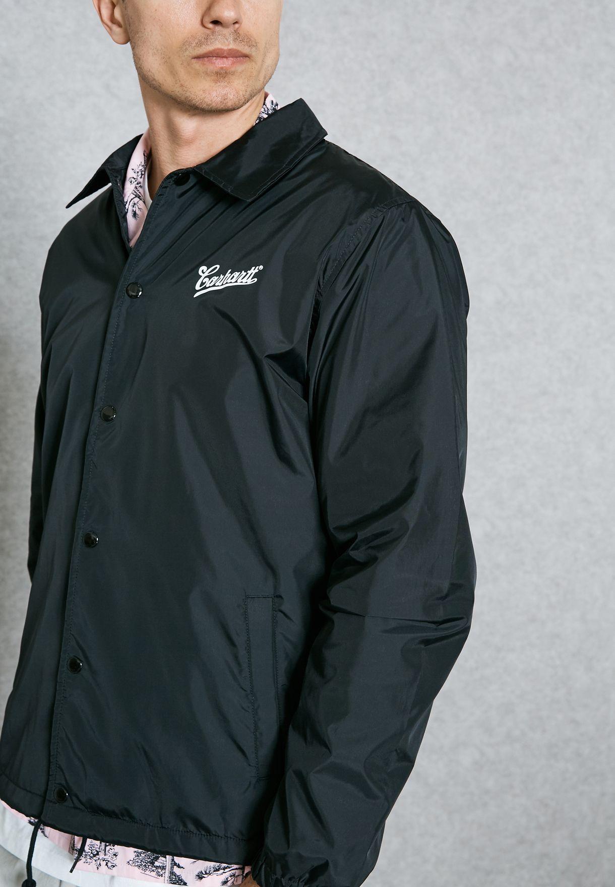 ponadczasowy design nowy autentyczny szczegóły Strike Coach Jacket