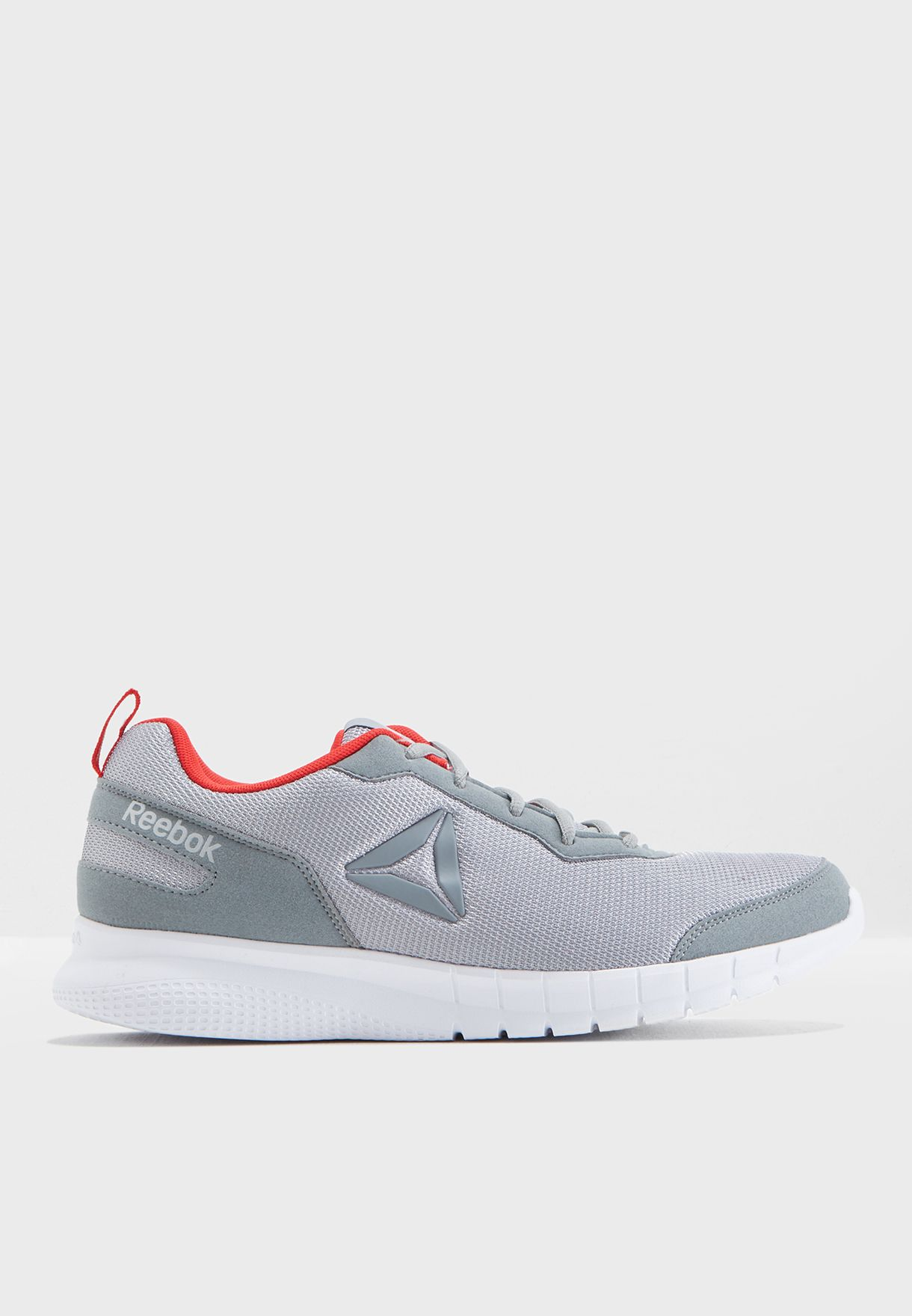 Shop Reebok grey AD Swiftway Run CN5700 for Men in UAE - RE019SH57AQC d2cfe716f
