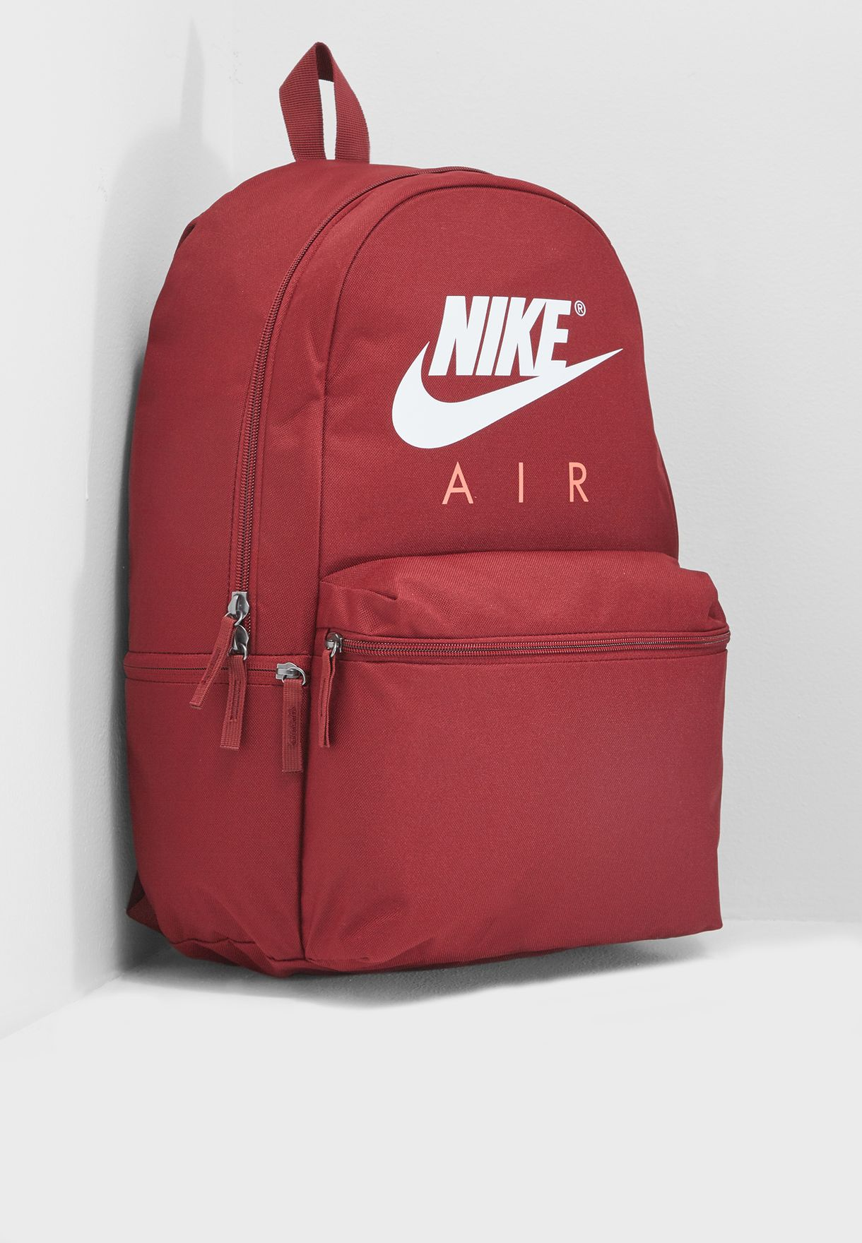 7dfc33d0e6909 Shop Nike red Air Backpack BA5777-677 for Women in Saudi - NI727AC57JSS