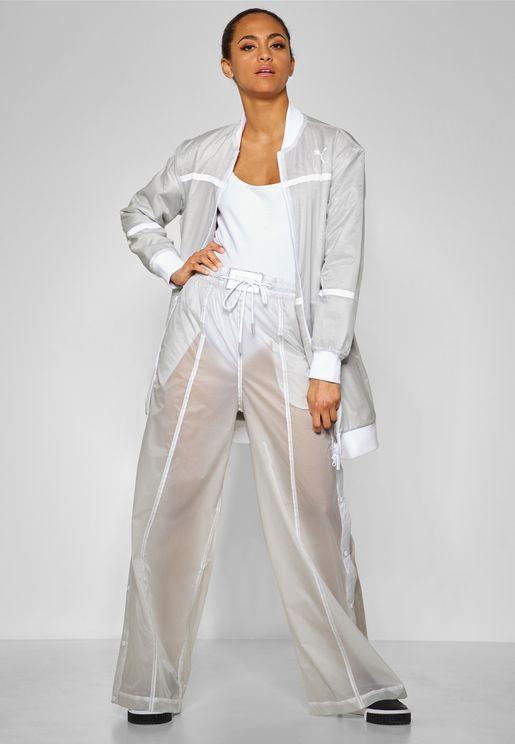 Selena Gomez Tearaway Sweatpants