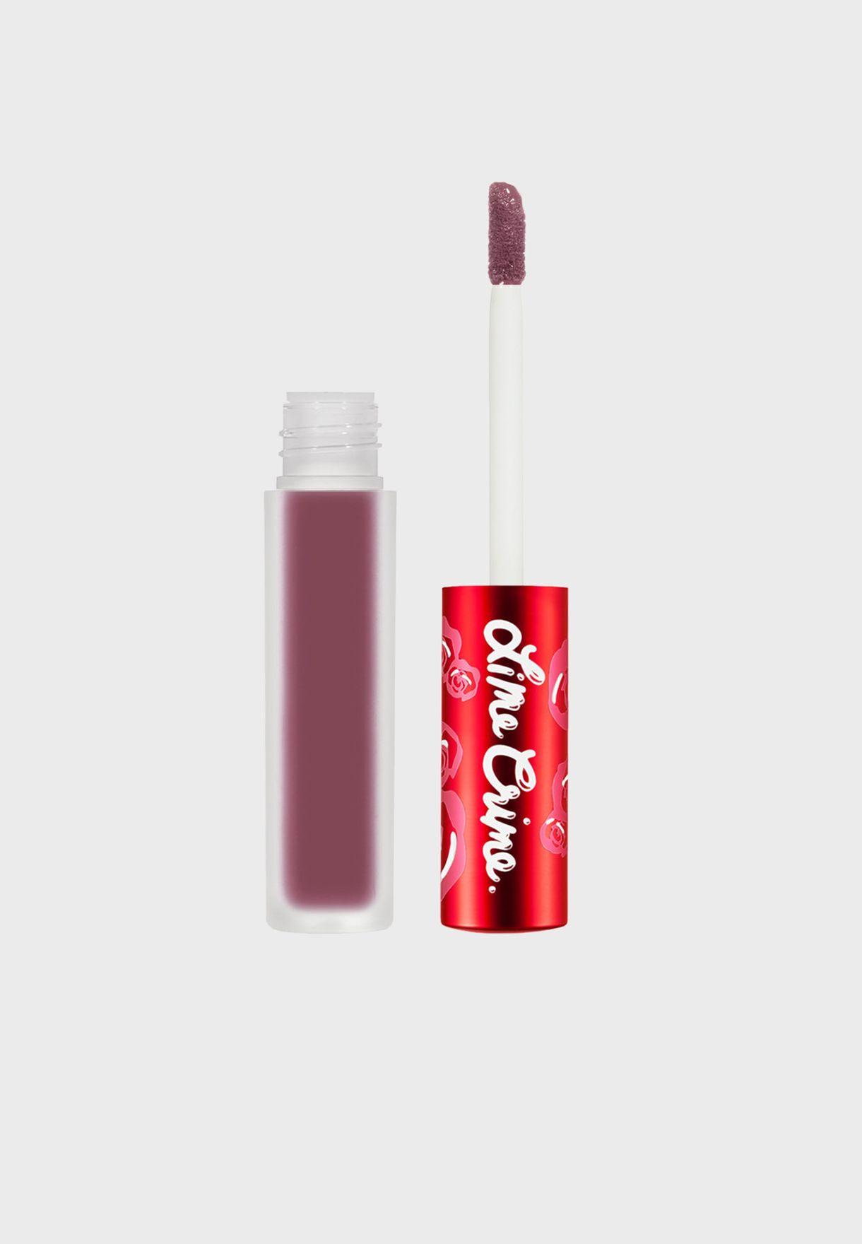Velvetines Lipstick - Teddy Bear