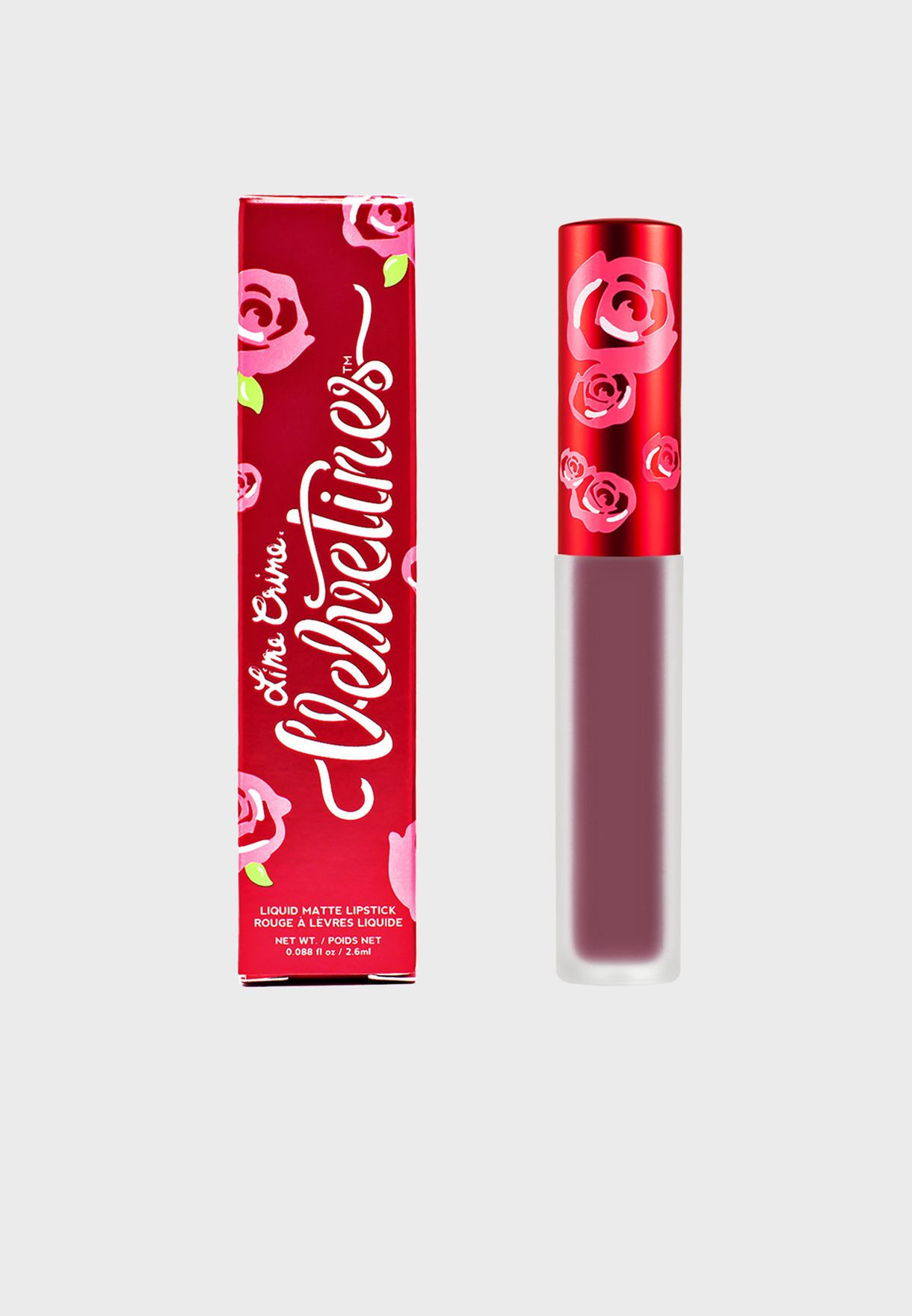 Shop Lime Crime purple Velvetines Lipstick - Teddy Bear 858923005684 ... 6e8cc61ded