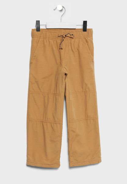 Infant Tie Waist Pants