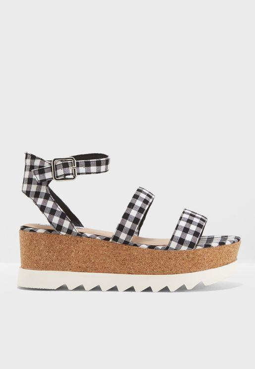 Kristen High-Heel Sandals