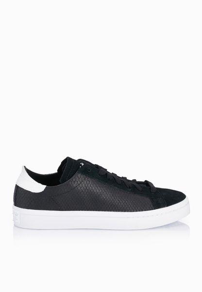 Shop adidas Originals black Courtvantage S75717 for Women in Saudi -  AD476SH57MBU