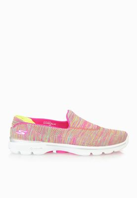 Skechers Go Walk 3 Fitknit Extreme Comfort Shoes