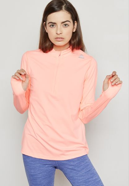 Essential 1/4 Zip T-Shirt