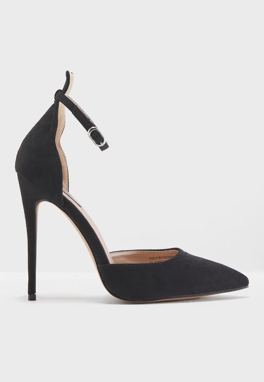 Ankle Strap Court
