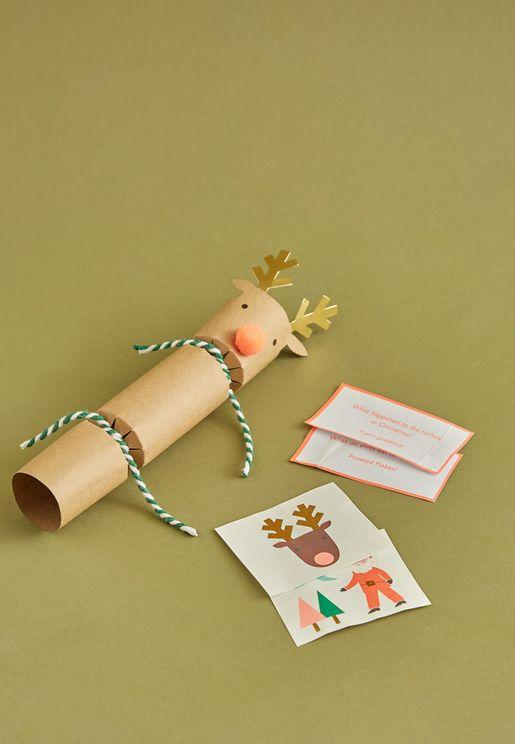 Small Reindeer Crackers