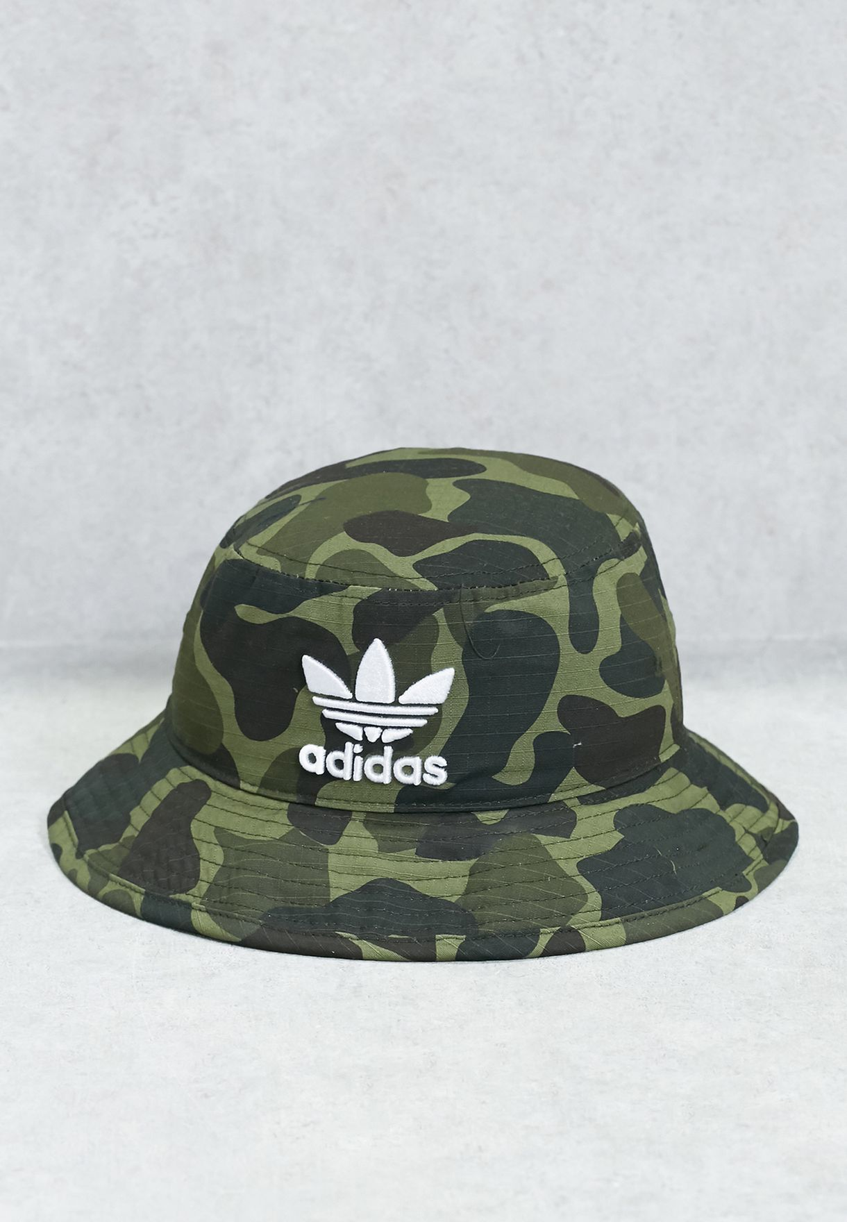 fd23b3da902 Shop adidas Originals prints Camo Bucket Hat BK7618 for Men in Bahrain -  AD478AC57ICS