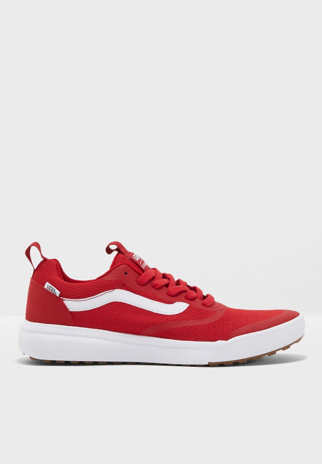 b44e7d09cc4 Shop Vans red Ultra Range Rapidweld Sneakers MVU14A for Men in UAE ...