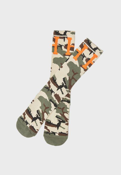 Camo Classic Socks