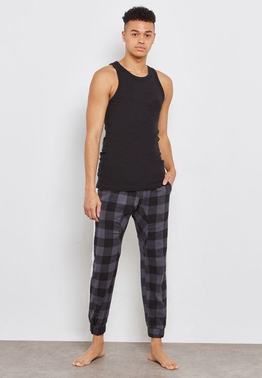 Check Print Pyjama