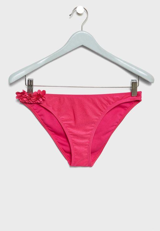 3d Flower bikini Bottom