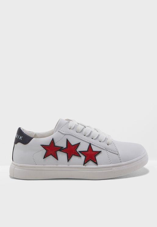 Youth Jasmine Sneakers