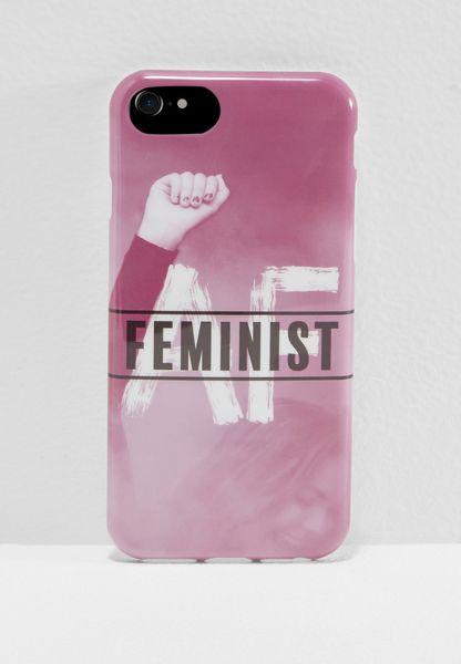 Feminist AF iPhone 6/7/8 Hybrid Case