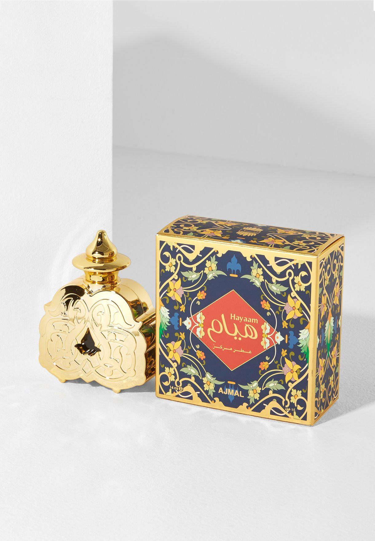 Hayaam Perfume Oil