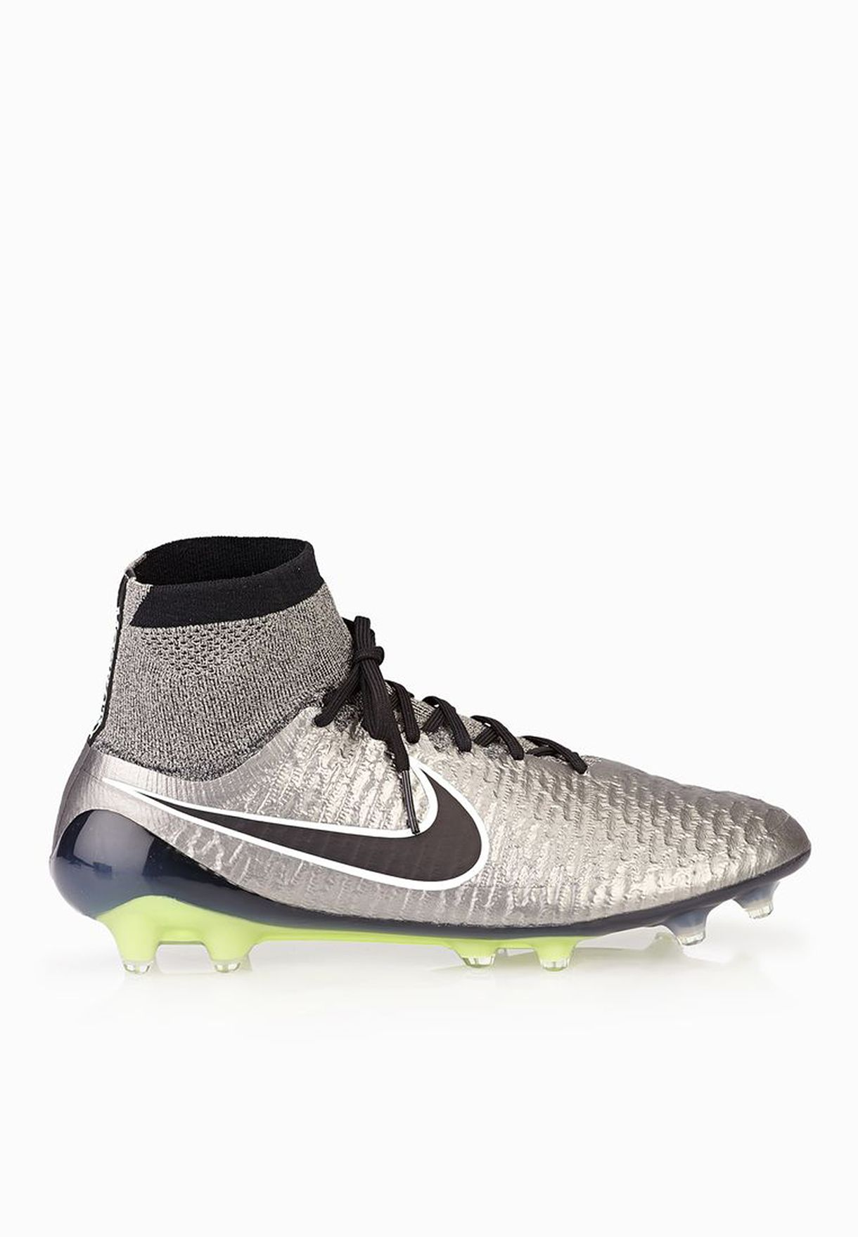 fc156073b71 Shop Nike grey Magista Obra FG 641322-010 for Men in Bahrain - NI727SH57QMG