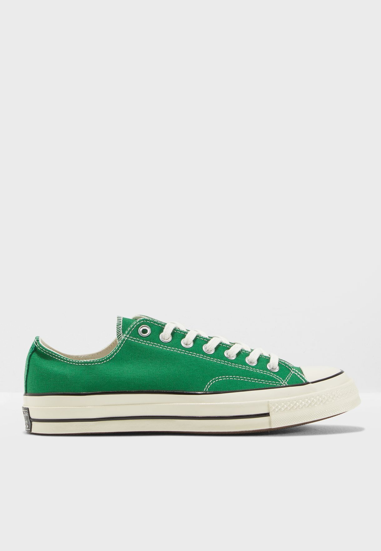 Shop Converse green Chuck Taylor All Star 1970s 161443C-302 for Men ... 13d0a339f