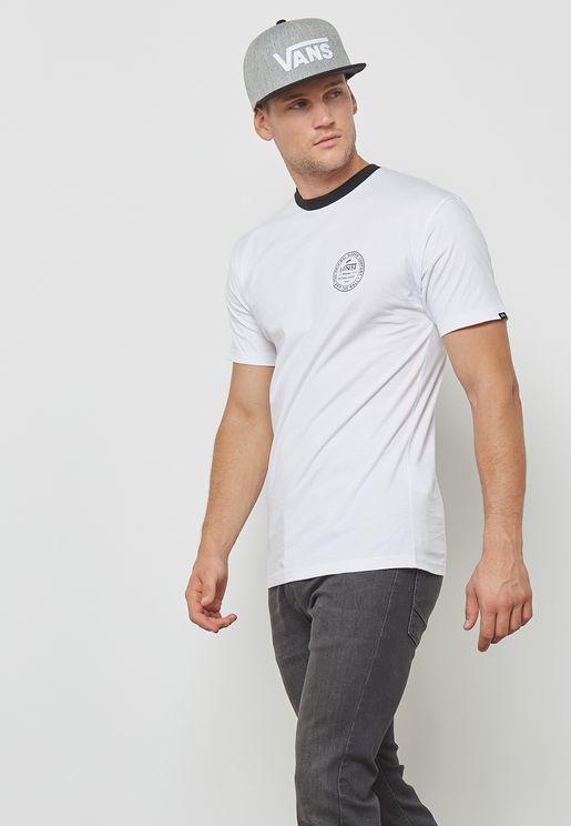 Established 66 Ringer T-Shirt