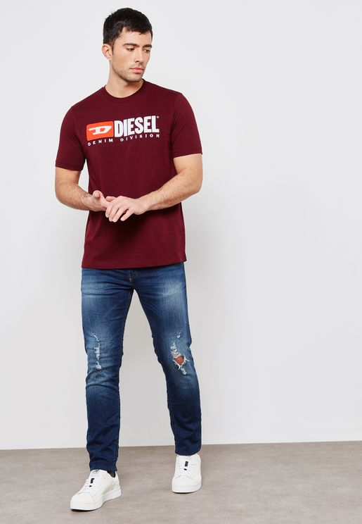Thommer Skinny Fit Jeans