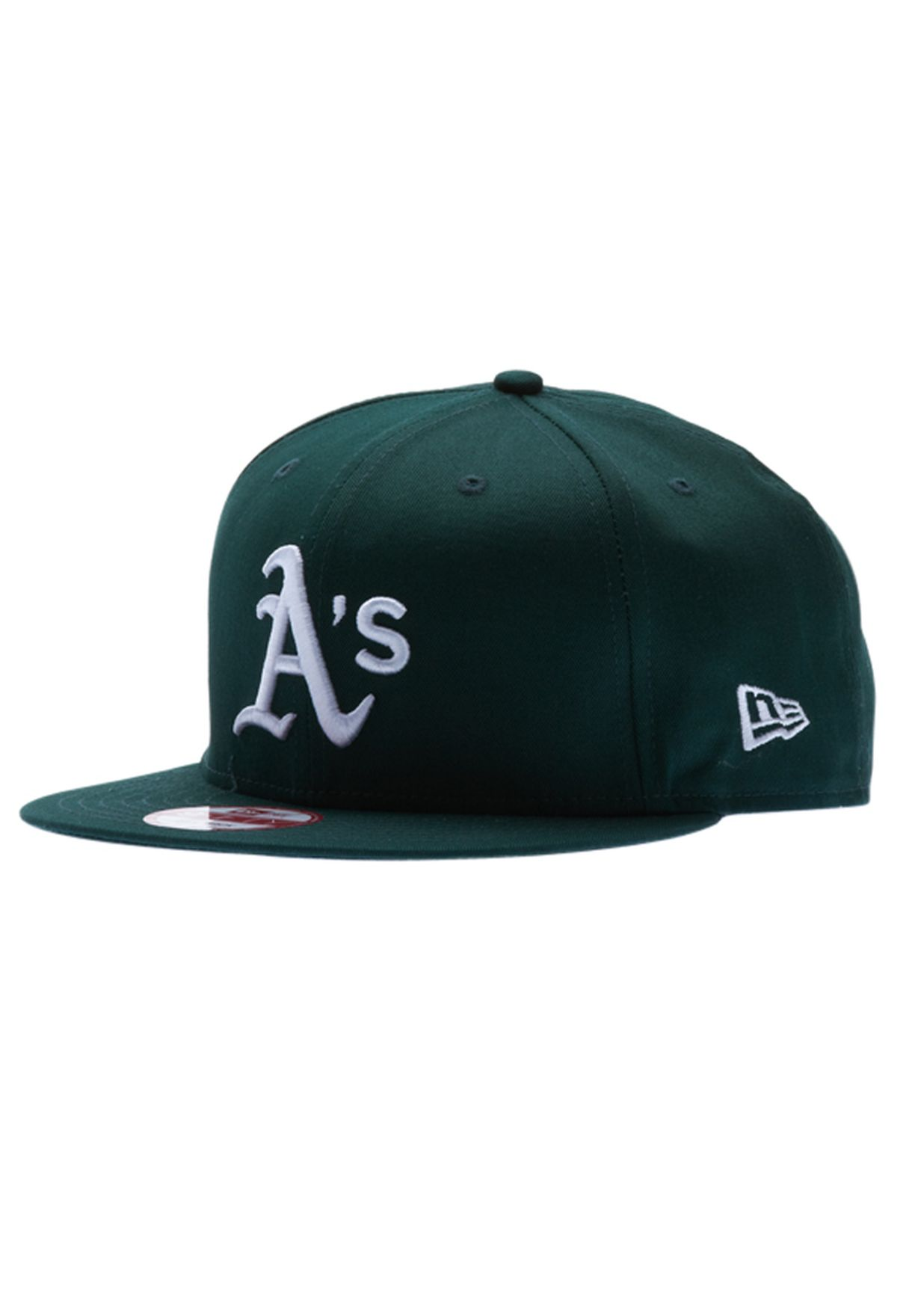 8022ce576 Shop New Era green Oakland Athletics Cap for Men in UAE - NE207AC57DVQ