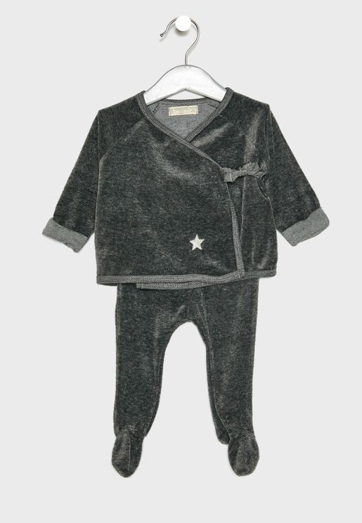 Infant T-Shirt + Pyjama Set