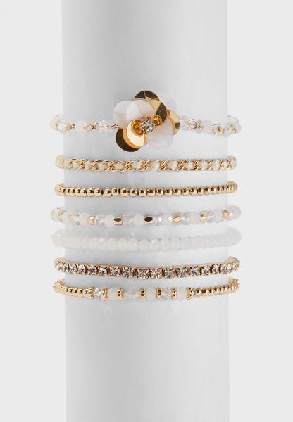 Multipack Gwelidda Bracelets