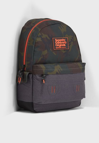 Camo Inter Montana Backpack