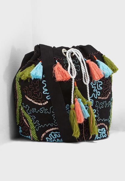 Bucket Hobo Bag