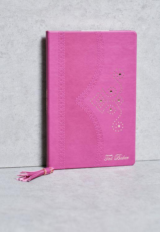 Brogue Notebook